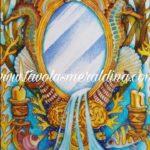 Chrysalis Tarot interpretazione Arcani Minori Mirrors (Coppe)