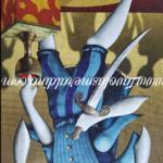 I tarocchi interpretazione il Bagatto al Rovescio